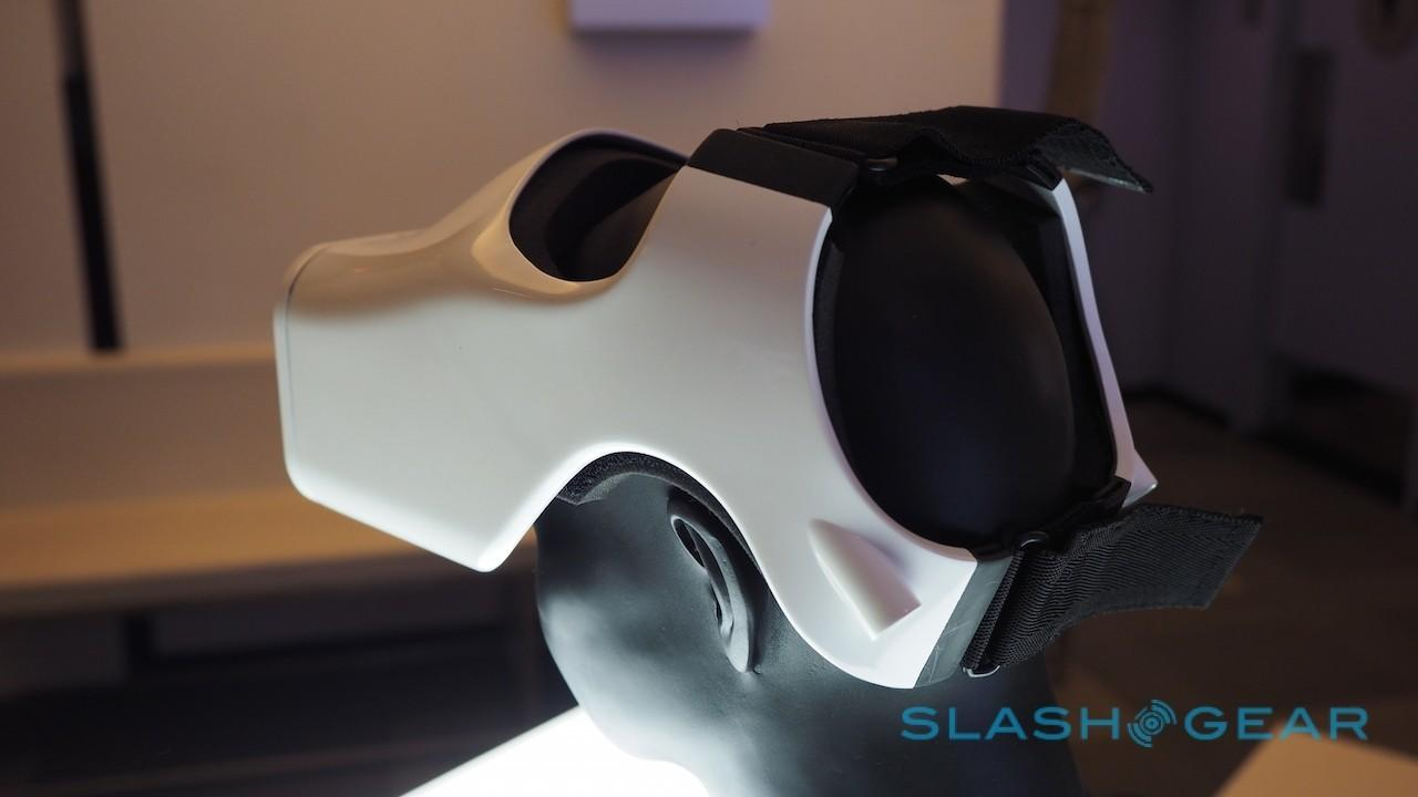 FOVE headset hits Kickstarter for eye-tracking VR - SlashGear