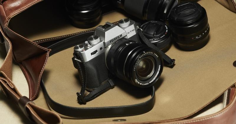 Fujifilm announces X-T10 with new AF system, high speed EVF