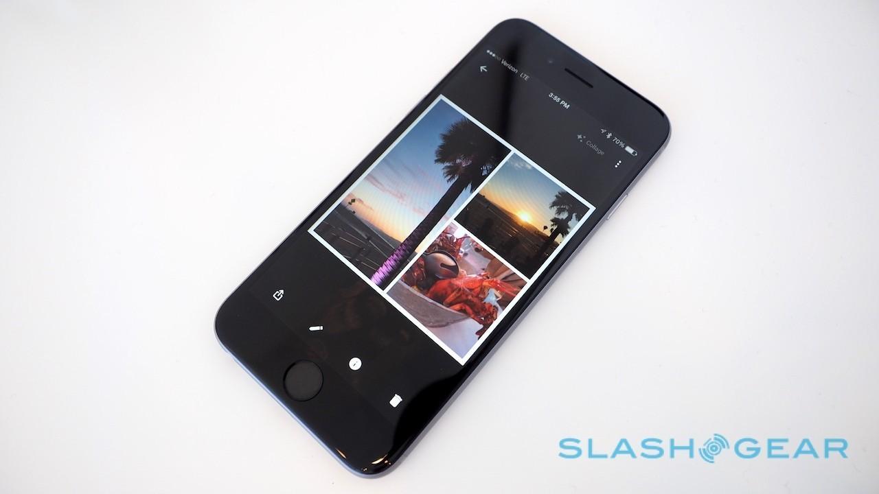 Google Photos hands-on