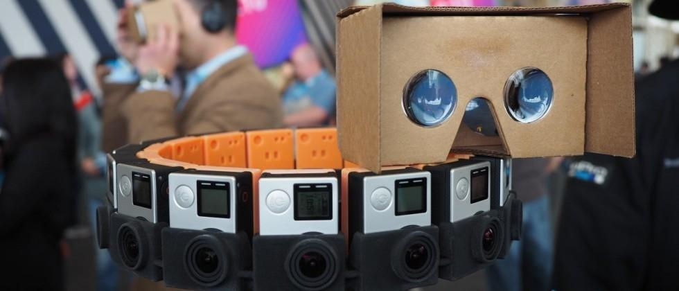 Google's VR circle is now complete: Cameras to Cardboard
