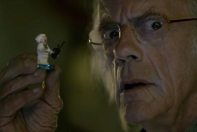 Christopher Lloyd returns as Doc Brown for LEGO Dimensions
