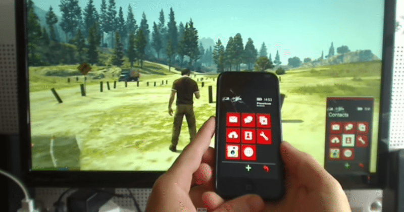 Hack lets your control GTA V with your iPhone