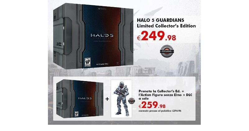 Halo 5 Collector's Edition leaked: huge and expensive