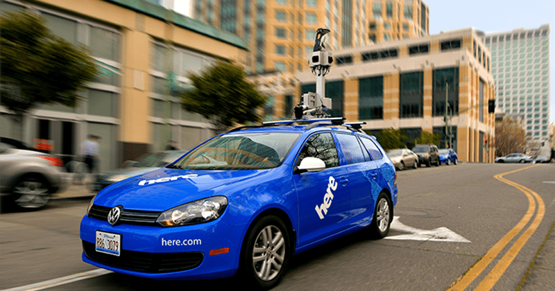 HERE's why everyone wants Nokia's maps business