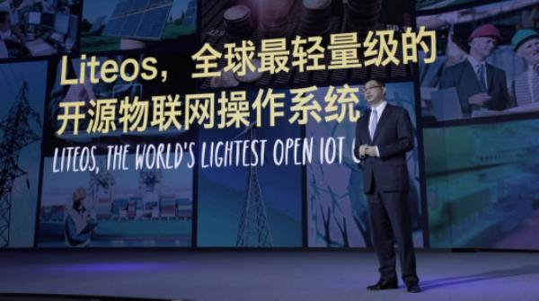 Huawei embraces all with LiteOS Internet of Things OS