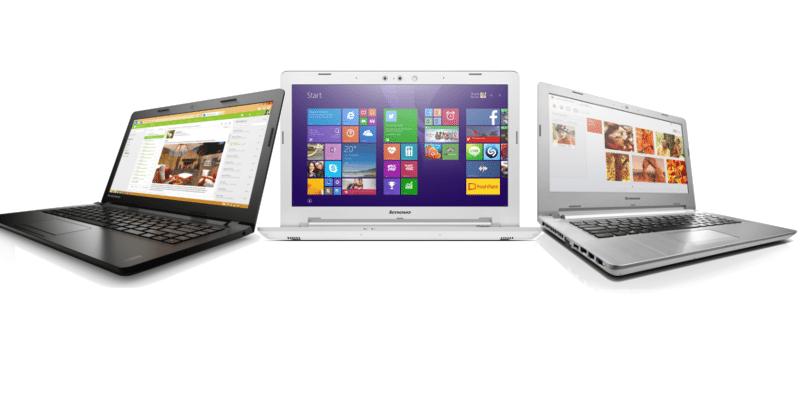 Lenovo Z41, Z51, Ideapad 100: laptops for diverse users