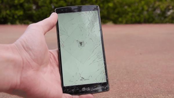 It's the LG G4's turn to get a brutal drop test - SlashGear
