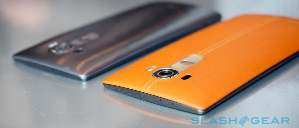 """LG G4 """"consumer trial"""" underway"""