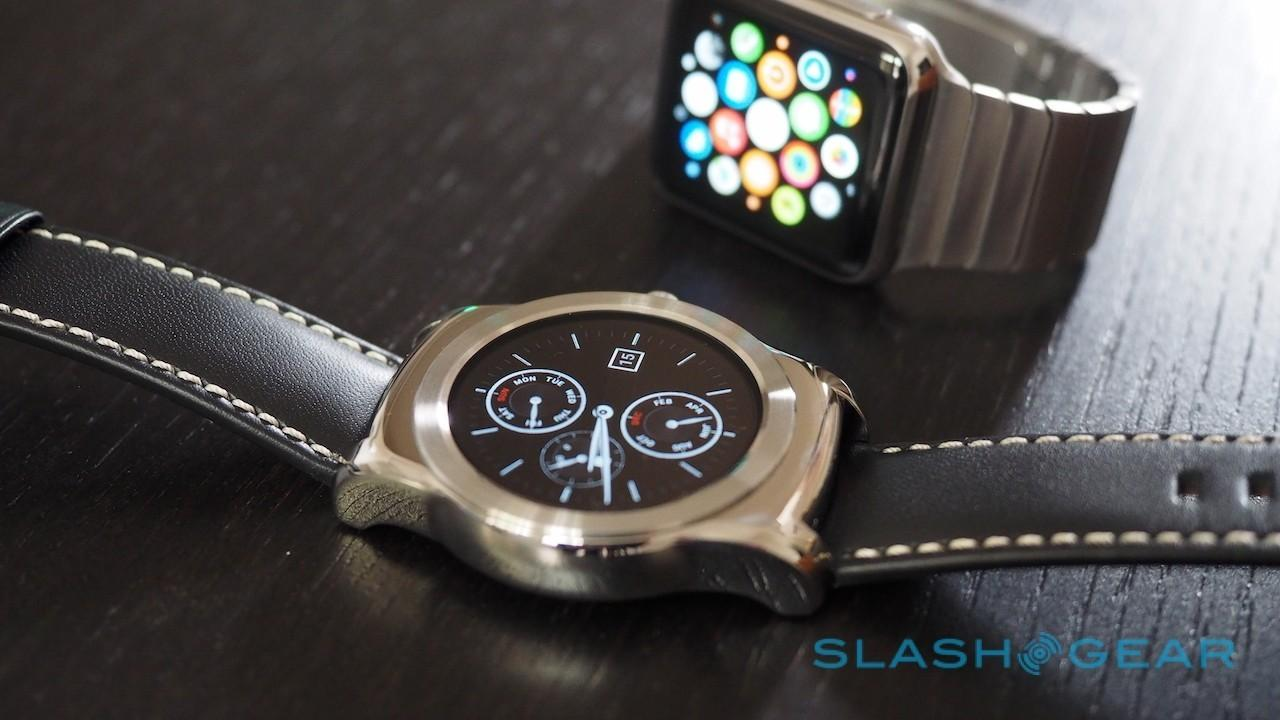 LG Watch Urbane vs Apple Watch