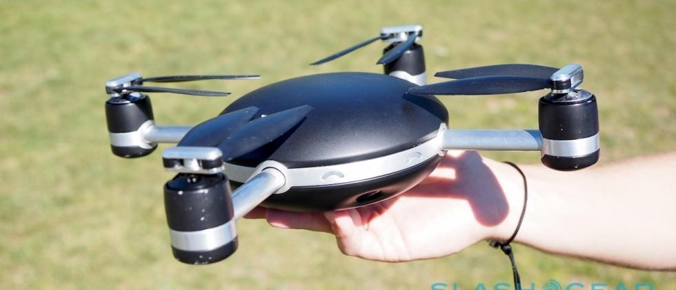 Lily camera drone hands-on: Aerial video, no pilot required