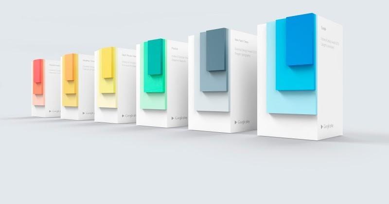 Google highlights, awards best Material Design apps