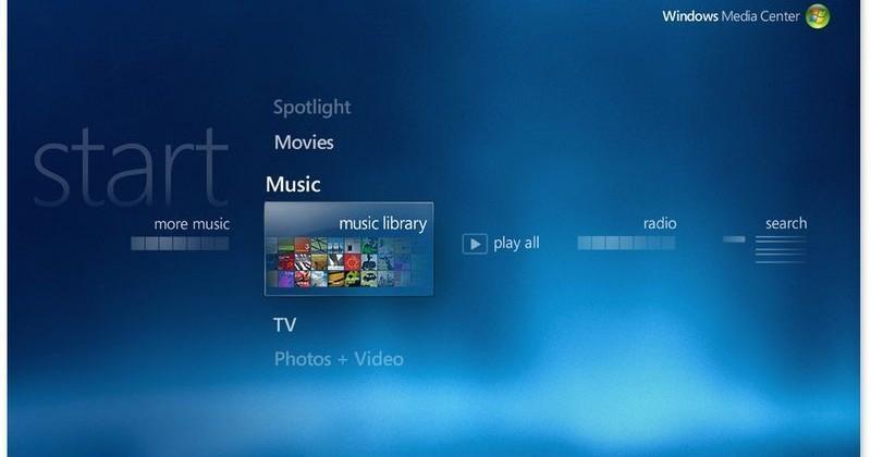 Microsoft kills Media Center for Windows 10
