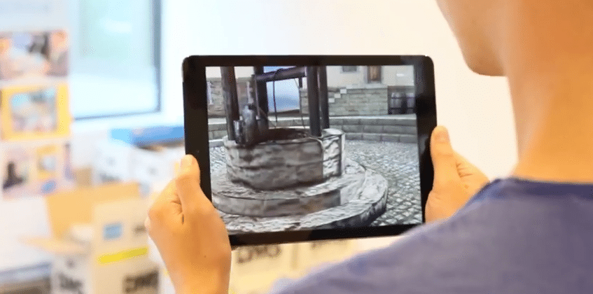 Apple buys augmented reality specialist Metaio