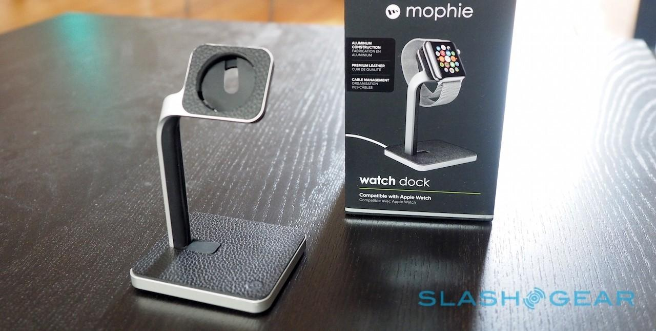 Mophie Watch Dock