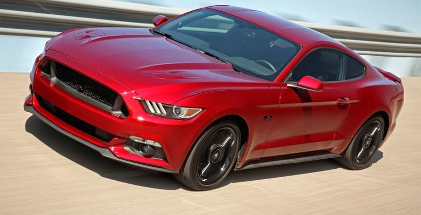 2016 Mustang gets hood vent turn signals and new option packs