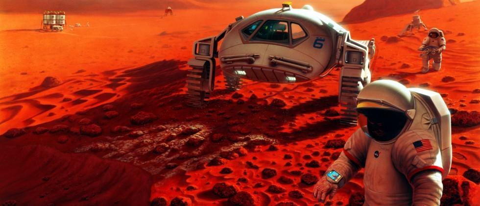 NASA sets $2.25m prize for 3D printed Mars habitats