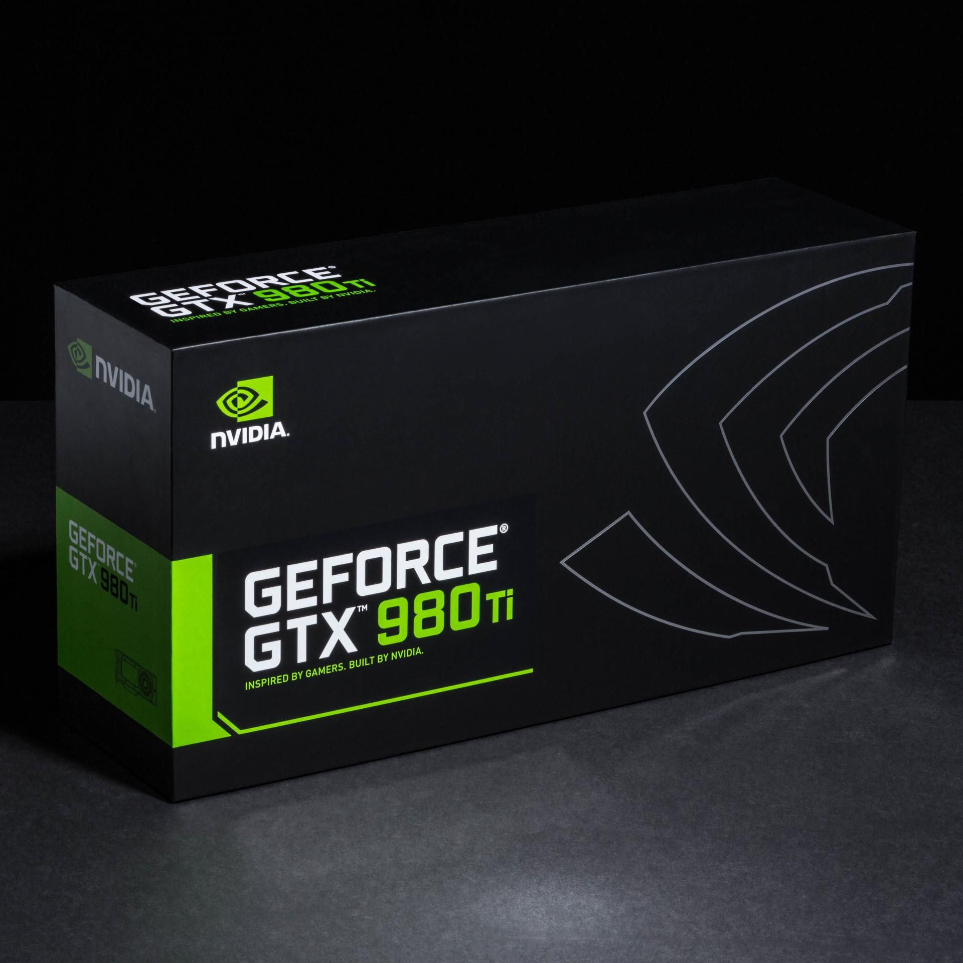 NVIDIA GTX 980 Ti arrives with 4K, VR, DirectX 12 in tow