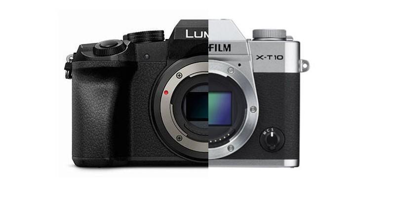 Panasonic G7, Fujifilm X-T10 leaked ahead of Monday reveal