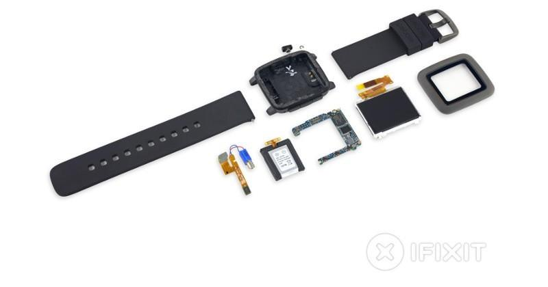 Pebble Time iFixit appraisal: don't worry about repairs