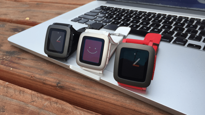 It's time! Pebble Time ships May 27