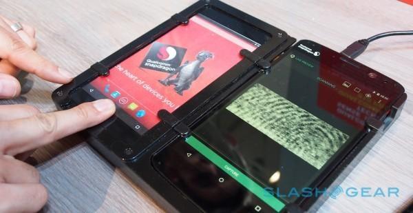 Qualcomm Sense ID tech adopted by NTT DoCoMo