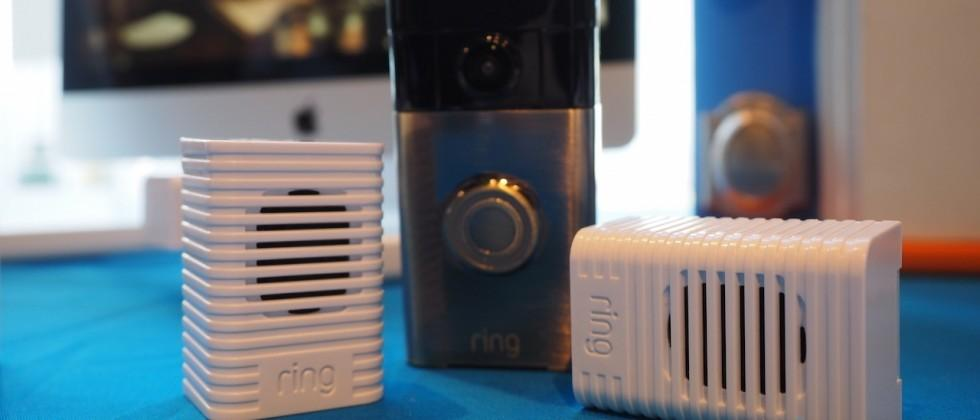 Ring Doorbell hits retail, gains 'Chime' accessory