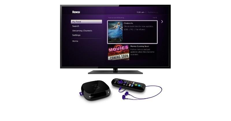 Roku rolls out Search, Feed, and new Roku 2 in the UK