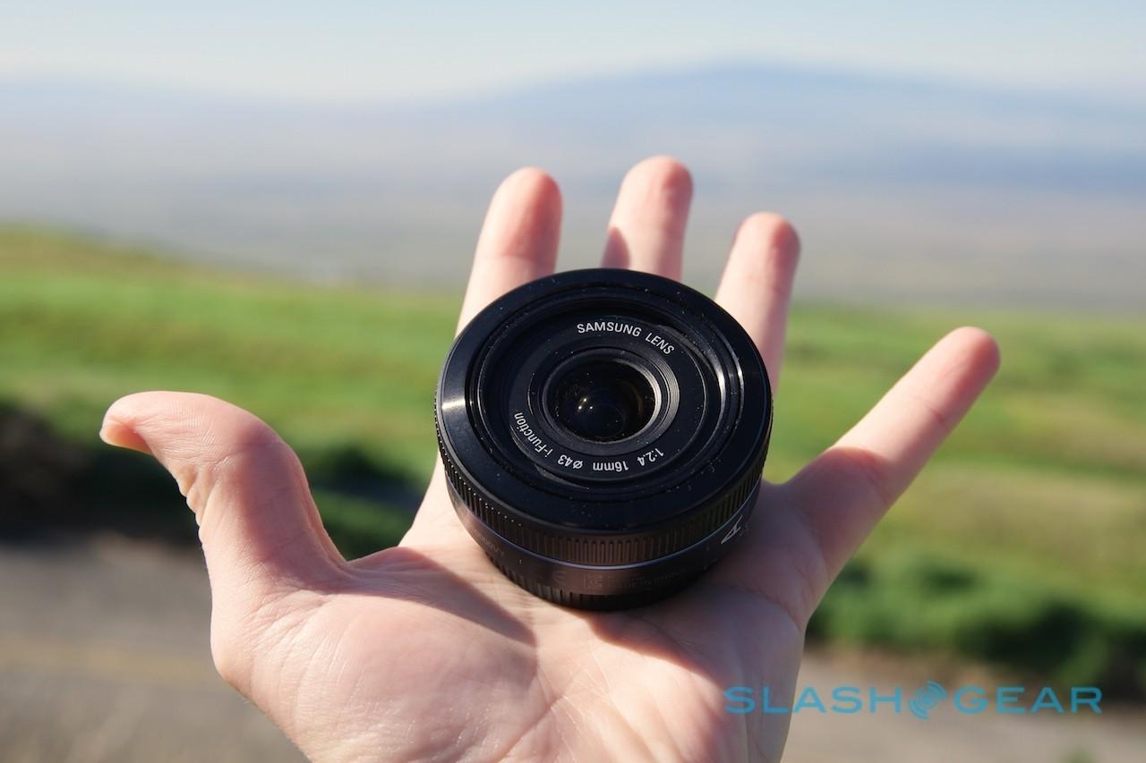 Samsung NX500 kit-lens