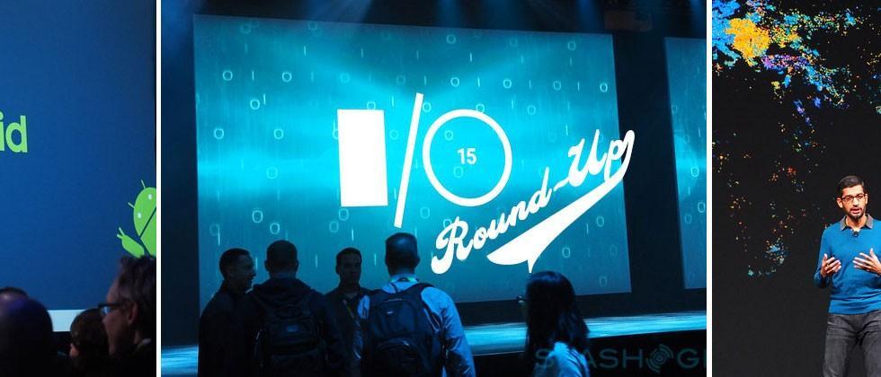 Google I/O 2015 round-up: the main keynote