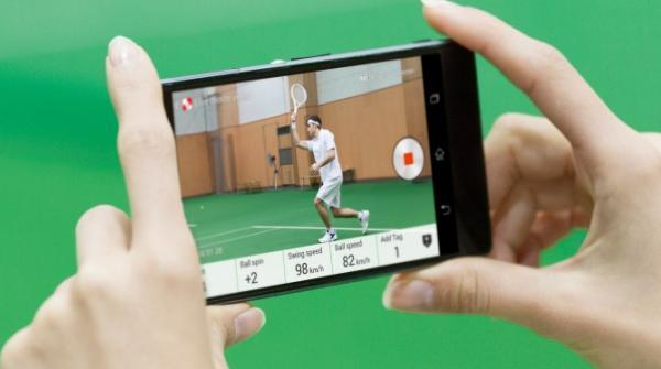 Sony Tennis Sensor now available to perfect your swing