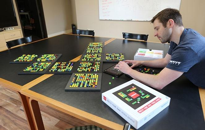 Bloxels: you are the digital dungeon master