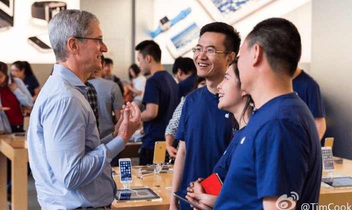 Tim Cook: Apple Watch available at retail in June
