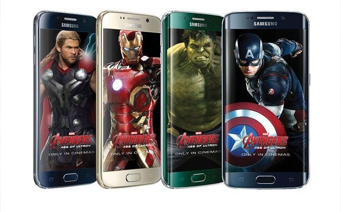 Galaxy S6 Avengers Editions already exist