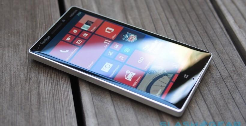 Microsoft tipped to be working on two high-end Lumia phones