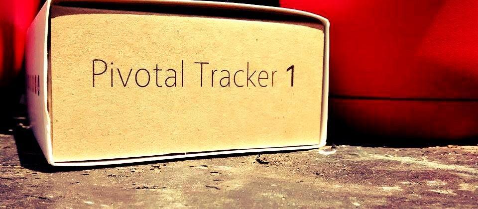 Pivotal Tracker 1 (2nd Gen) fitness tracker review