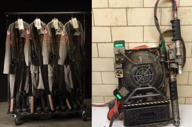 Director of new Ghostbusters film tweets first pics of new gear