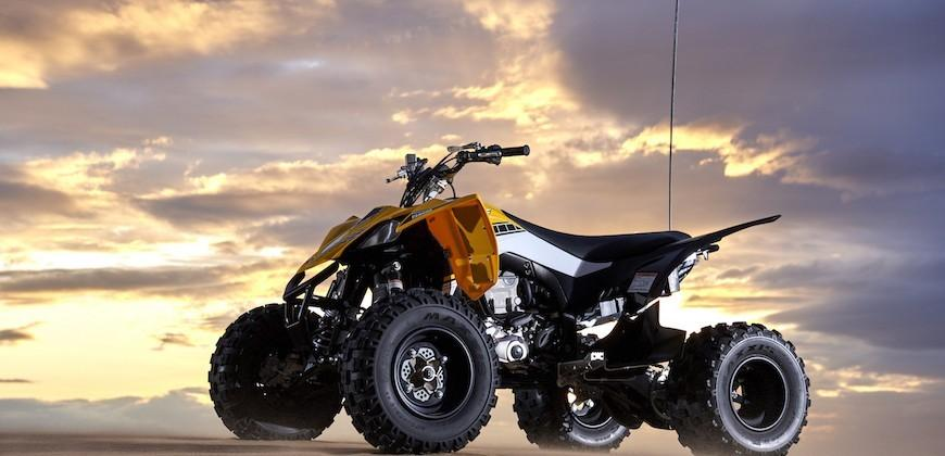 Yamaha debuts new 2016 line-up of ATVs, Side-by-Sides