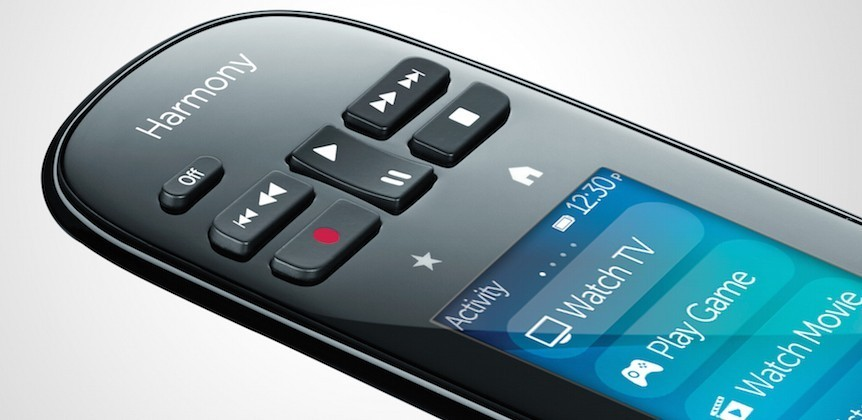 Logitech Harmony remote is now compatible with PS4