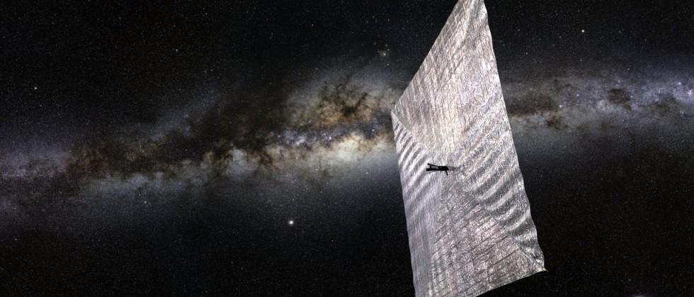 After glitch, LightSail spacecraft finally unfurls its sails