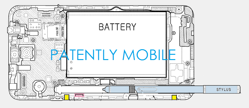 Samsung patent details voice controlled auto-ejecting stylus