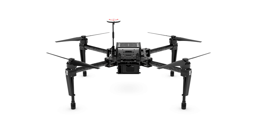 DJI's new Matrice 100 self-guided drone keeps developers in mind