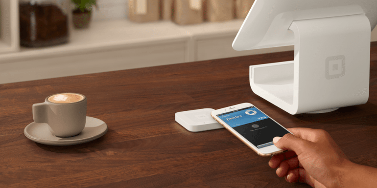 Square reveals new Apple Pay reader to launch this fall