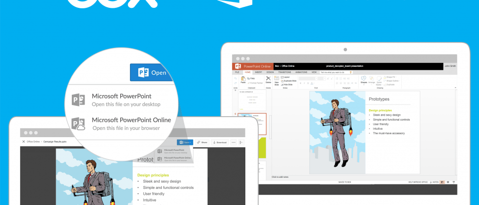 Box for Office Online lets you edit Office docs from the cloud