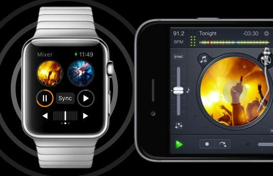 Try not to dance as DJ spins a set using Apple Watch