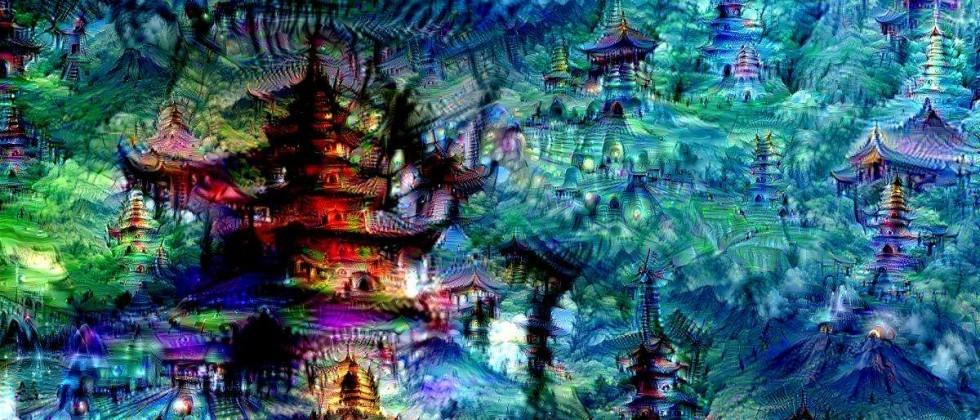 Google AI creates dreamy images from artificial neural networks