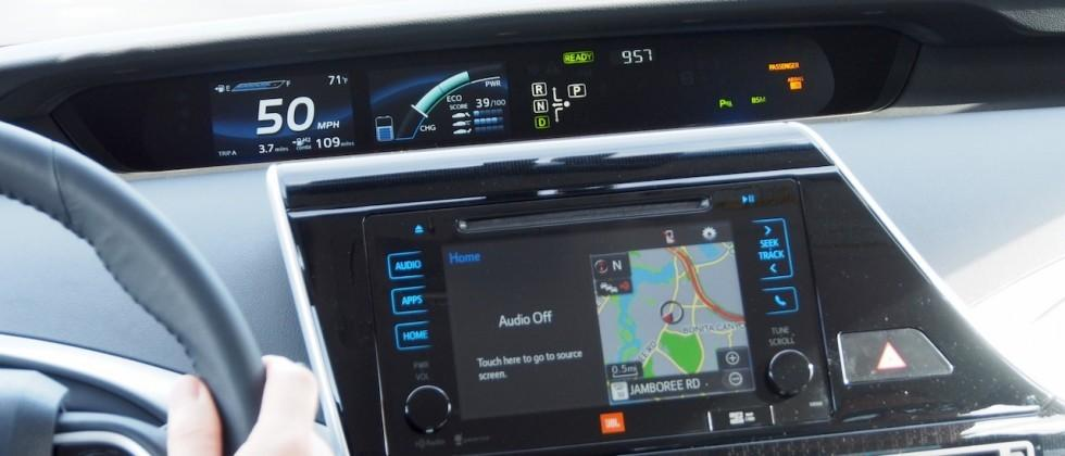 Toyota weighs Ford's open-source CarPlay rival