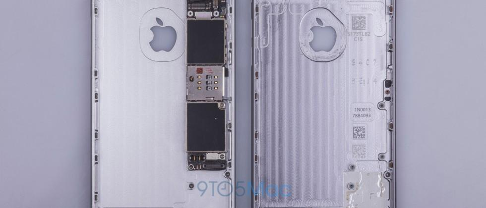 iPhone 6s details leaked with hardware images