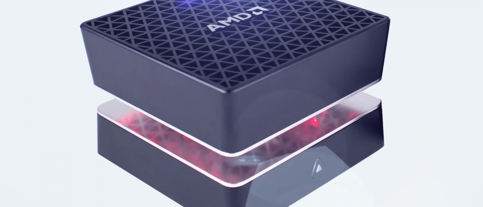 AMD Project Quantum packs VR potency into tiny PC