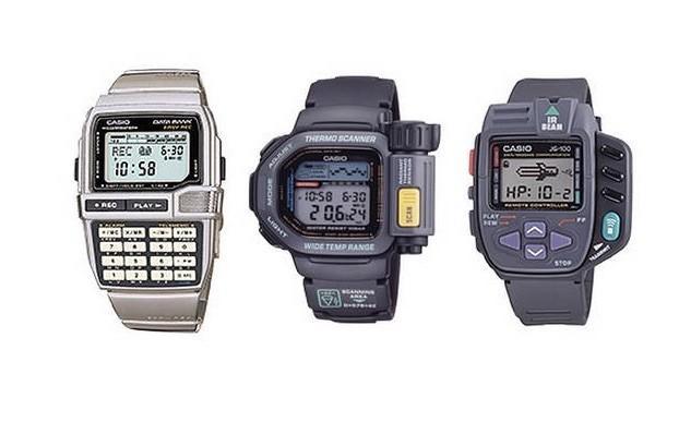 Casio to host retro smartwatch museum exhibition