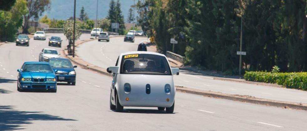 Google's self-driving pod cars now on California public roads